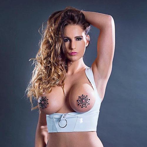 vrouwelijke stripper Patricia